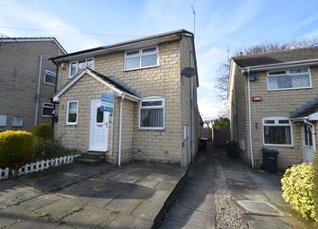 Thumbnail 2 bed semi-detached house for sale in Castlegate Drive, Greengates, Bradford, West Yorkshire