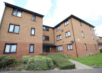 Thumbnail 1 bed flat for sale in Streamside Close, London