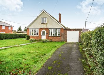 Thumbnail 3 bedroom bungalow for sale in Larkhill Road, Durrington, Salisbury