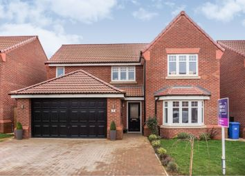 Thumbnail 4 bed detached house for sale in Roberts Drive, Snaith