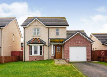 Thumbnail 3 bed detached house for sale in Fife Avenue, Keith