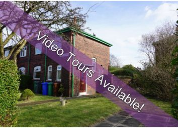 Thumbnail 3 bedroom end terrace house to rent in Littler Avenue, Manchester