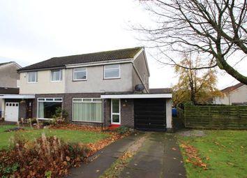 Thumbnail 3 bed semi-detached house for sale in Hawthorn Drive, Banknock, Bonnybridge, Stirlingshire