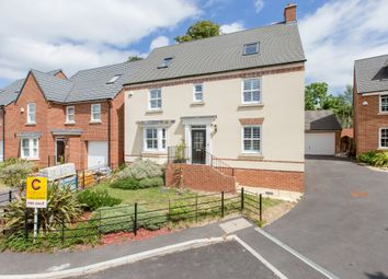 Thumbnail 6 bedroom detached house for sale in Beacon Drive, Newton Abbot