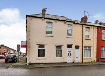 Thumbnail 3 bed end terrace house for sale in Duke Street, Hartlepool