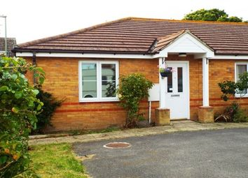 Thumbnail 1 bed bungalow to rent in William Close, Stubbington, Fareham