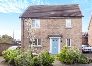 Thumbnail 3 bed detached house for sale in Admiral Wilson Way, Swaffham