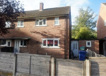 Thumbnail 3 bed semi-detached house for sale in Shirburn Gardens, Doncaster