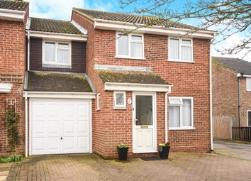 Thumbnail 4 bed end terrace house for sale in Stablecroft, Springfield, Chelmsford