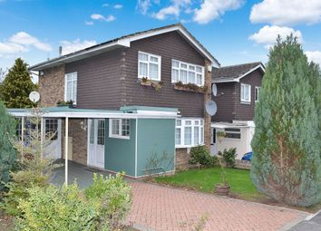 Thumbnail 3 bed detached house for sale in Morningtons, Harlow