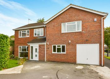 Thumbnail 5 bedroom detached house for sale in Tweed Drive, Bletchley, Milton Keynes