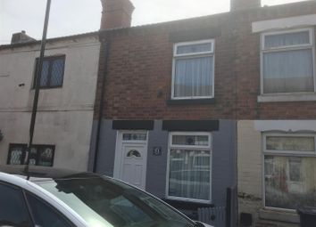 Thumbnail 2 bed terraced house for sale in Oxford Street, Church Gresley