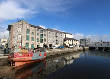 Thumbnail 2 bed flat for sale in Vauxhall Quay, The Barbican, Plymouth