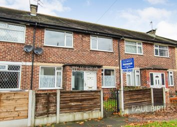 Thumbnail 3 bed terraced house for sale in Cheriton Road, Flixton
