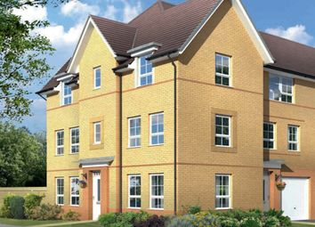 "Thumbnail 3 bed end terrace house for sale in ""Brentwood"" at Birch Road, Walkden, Manchester"
