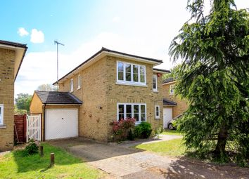 Thumbnail 4 bed detached house for sale in Amberside Close, Isleworth