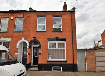 Thumbnail 3 bed terraced house for sale in Cowper Terrace, Junction Road, Northampton