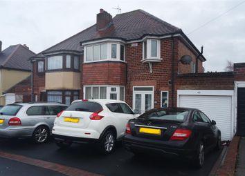 Thumbnail 3 bed property for sale in Ollerton Road, Yardley, Birmingham