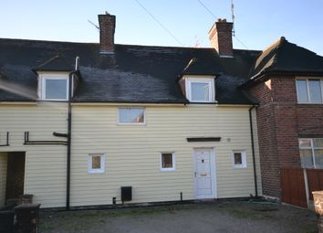 Thumbnail 4 bedroom town house for sale in Withies Road, Trent Vale, Stoke-On-Trent