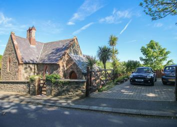 Thumbnail 2 bed detached house for sale in The Old Chapel, Old Castletown Road, Port Soderick