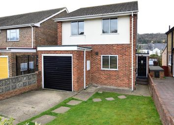 Thumbnail 3 bed detached house for sale in Lewisham Road, River, Dover, Kent