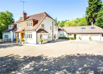Thumbnail 4 bed detached house for sale in London Road, Ascot, Berkshire