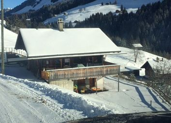 Thumbnail 2 bed chalet for sale in La Comballaz / Les Mosses, Vaud, Switzerland
