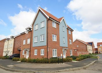 Thumbnail 4 bed property to rent in Rowan Way, Cringleford, Norwich