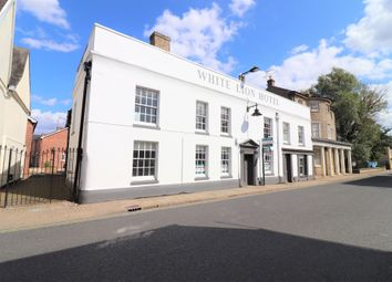 Thumbnail 2 bed flat for sale in 4 White Lion Hotel, Hadleigh, Ipswich, Suffolk