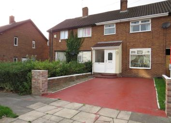 Thumbnail 3 bed terraced house for sale in Inman Road, Overchurch, Wirral