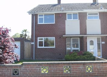 Thumbnail 3 bed semi-detached house to rent in Holford Road, Bridgwater