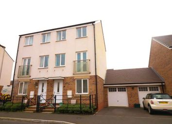 Thumbnail 3 bed town house for sale in Rapide Way, Haywood Village