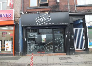 Thumbnail Retail premises to let in Old Street, Ashton-Under-Lyne, Lancashire
