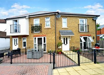 2 bed terraced house for sale in Crystal Place, Worcester Park KT4
