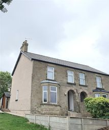 Thumbnail 3 bed semi-detached house to rent in Station Terrace, Cinderford, Gloucestershire