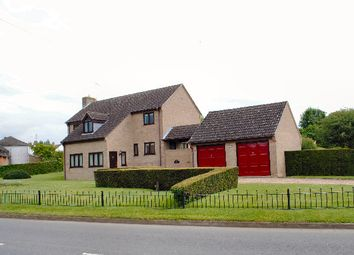 Thumbnail 4 bedroom detached house for sale in Main Street, Lutton