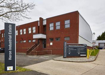Thumbnail Warehouse to let in Unit 4 Heron Industrial Estate, Reading