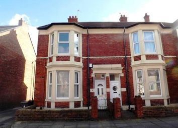 Thumbnail 2 bed flat for sale in Belford Terrace, North Shields, Tyne And Wear