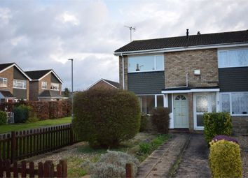 Thumbnail 3 bedroom end terrace house to rent in Isis Walk, Bletchley, Milton Keynes, Buckinghamshire