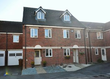 Thumbnail 4 bed terraced house for sale in Caroline Court, Burton-On-Trent