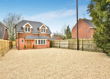 Thumbnail 4 bed detached house to rent in Salisbury Road, Abbotts Ann, Andover