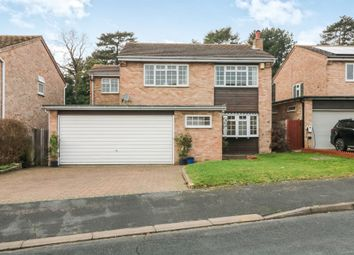 4 bed detached house for sale in The Oval, Broxbourne EN10