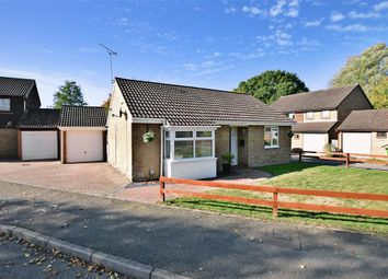 Thumbnail 2 bed detached bungalow for sale in Millbrook Meadow, Ashford, Kent
