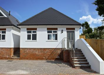 Thumbnail 4 bedroom detached house for sale in Hythe Road, Oakdale, Poole