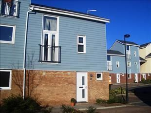 Thumbnail 2 bed terraced house to rent in Hannah Court, Buckshaw Village, Chorley