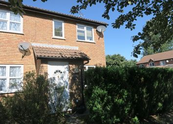 Thumbnail 2 bed end terrace house to rent in Acorn Close, Marchwood, Southampton