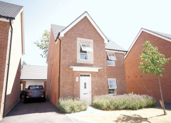 Thumbnail 4 bed detached house for sale in Bayntun Drive, Lee-On-The-Solent