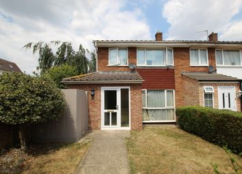 Thumbnail 3 bed semi-detached house for sale in Resbury, Sawston