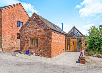 Thumbnail 3 bed barn conversion for sale in Claypit Lane, Lichfield