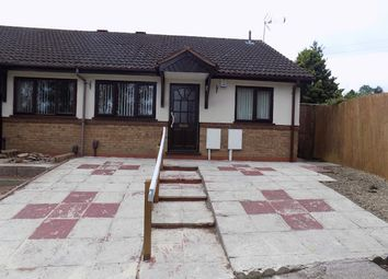 Thumbnail 2 bed bungalow to rent in Dudley, West Midlands